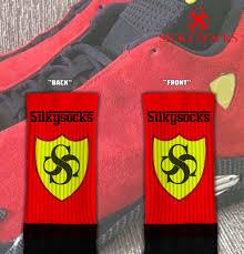 cartoon ferrari ferrari custom elite socks u2013 silky socks official store