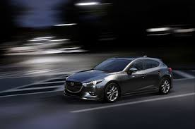 mazda 1 2017 mazda3 refreshed with visual tweaks g vectoring control