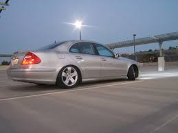 lexus es300 slammed pic request w211 u0027s slammed or lowered page 6 mbworld org