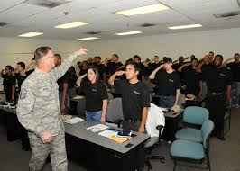 enlistment u s air force live