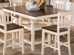 makeovers white kitchen table with wood top tables chairs sumner