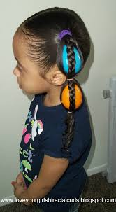 cute short hairstyles for bi racial hair love your girls biracial curls egg tails easter hairstyle for girls