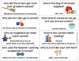 printable jokes and riddles worksheet