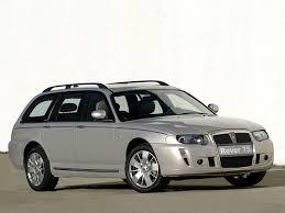 rover 75 tourer 2 0 cdt 115 hp