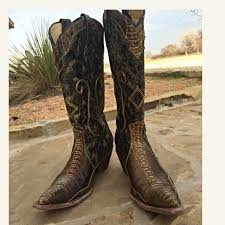 womens brown cowboy boots size 9 73 corral boots shoes size 9 s corral cowboy boots