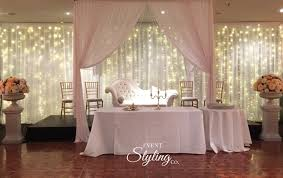 wedding draping fabric draping and decor event styling co auckland