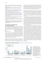 the u201crainbow u201d of extra blood tubes u2014useful or wasteful practice
