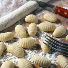gnocchis della mamma gnocchis maison à base de pommes de terre