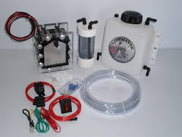 sell 21 plate hho hydrogen generator sealed dry cell kit watch