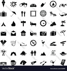travel icons images Travel icons set royalty free vector image vectorstock jpg