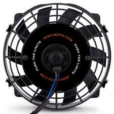 electric radiator fans mishimoto radiator fan 8 electric slim fan mmfan 8