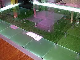 baldosas en vidrio