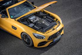 2018 mercedes amg gt first drive porsche u0027s nightmare slashgear