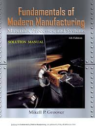 groover fundamentals modern manufacturing 4th solman deformation