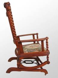 Let Me Be Your Rocking Chair George Hunzinger Furniture