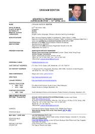 Home Design Manager Jobs Sample Curriculum Vitae Manager Service Resume Branch Example