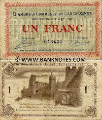 chambre de commerce carcassonne 1 franc of chambre de commerce de carcassonne