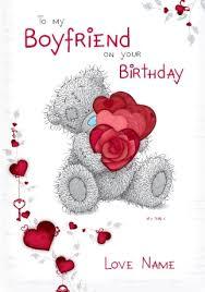 birthday cards for boyfriend me to you birthday boyfriend key card funky pigeon