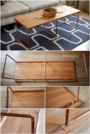 20 easy u0026 free plans to build a diy coffee table diy u0026 crafts