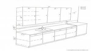 standard kitchen island size 76 most fantastic wonderful kitchen plans dimensions kitchens