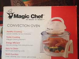 amazon com magic chef convection oven convection countertop