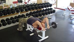 Bench Barbell Row Alternative Exercises To Gym Machines For New Garage Gym Owners