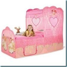 playhut disney princess enchanted bed topper