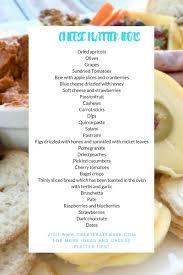 easy cheese platter ideas create bake make pinterest easy