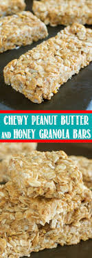 Top 10 Healthiest Granola Bars by Best 25 Chewy Granola Bars Ideas On Quaker Granola
