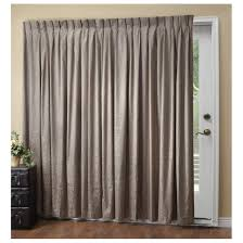 a l ellis dover pinch pleat thermal insulated patio panel
