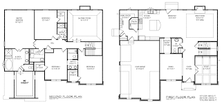 how to design a floor plan of a house modern residential house plans minimalist plan industrial small