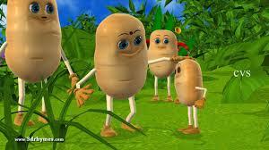 aloo kachaloo hindi animation nursery poem kids videos