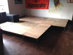 Second Hand Laminate Flooring Secondhand Sound And Lighting Equipment Stage Decks Second