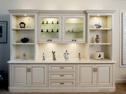 Living Room Display Cabinet Design Painted And Glazed Display - Kitchen display cabinet