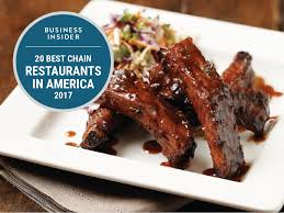 best chain restaurants in america 2017 business insider
