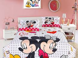 Minnie Mouse Toddler Bed Duvet Bedding Set Unique Minnie Mouse Toddler Bedding Bundle Memorable