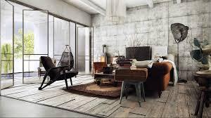 Gaya Interior Rumah Rustic Modern Minimalis Di Vancouver Bc Canada Rumah