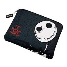 your wdw store disney laptop sleeve 15 reversible nightmare
