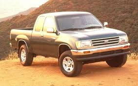 toyota t100 truck used 1996 toyota t100 for sale pricing features edmunds