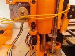 Favorito prusa mendel i3 adjustable Z endstop by philsson by philsson  &QP96