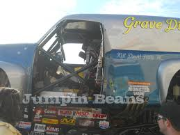grave digger spirit halloween monster trucks in atlanta giveaway