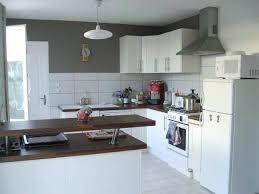 peinture cuisine gris meuble cuisine gris clair dco peinture cuisine sous