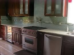 Mini Subway Tile Kitchen Backsplash by 31 Best Kitchen Backsplash Images On Pinterest Glass Tiles