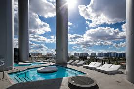 porsche tower miami porsche design tower by myrtha pools and renolit alkorplan