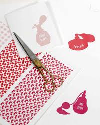 valentine u0027s day card clip art and templates martha stewart