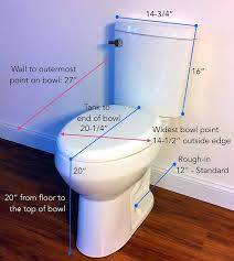 Comfort Height Toilet Reviews A Tall Toilet That U0027s Taller Than The Tallest Ada Toilet Toilet