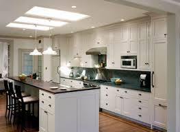 kitchen with center island kitchen galley center island normabudden