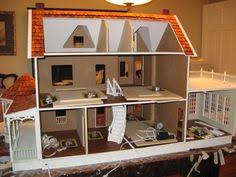 Little Darlings Dollhouses Customized Newport by Little Darlings Dollhouses This Is The Harborside Mansion By Real