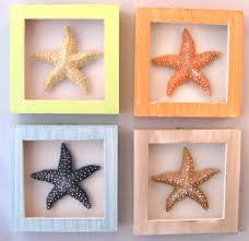 how to do starfish wall decor design ideas and decor