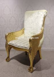 King Designed Living Room Single Chairleisure ChairRoyal Hand - Single chairs living room